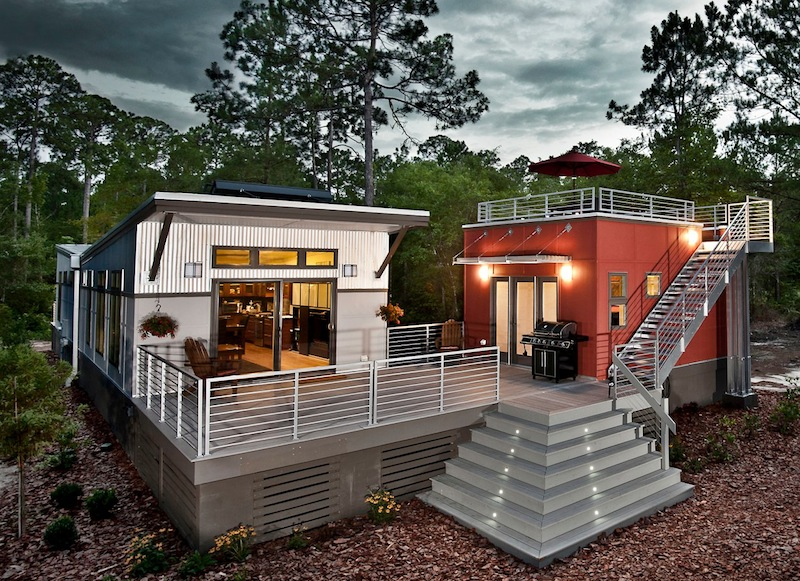 savannah net zero home is as intelligent as it is sexy